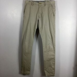 Banana Republic Fulton Skinny Chino Pants